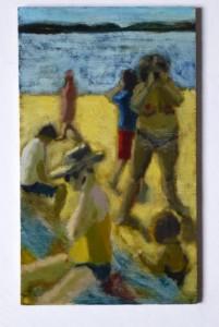 beach 4 -15x25 cms
